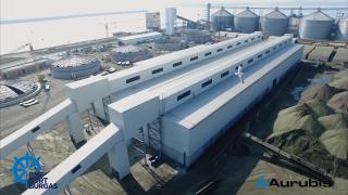 Откриха нови съоръжения в Порт Бургас за 15 млн. евро