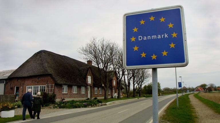 Дания вдига 70-километрова ограда по границата с Германия, за да