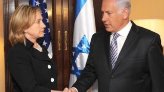 Палестинците против предложенията на Клинтън към Израел