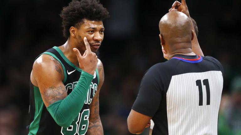 Ръководството на НБА взима крути мерки