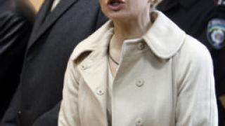 Акция в защита на Юлия Тимошенко се проведе в Киев