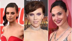 Кои са най-високоплатените актриси за 2018 г.
