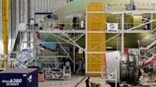 8000 немски работници аут от Airbus