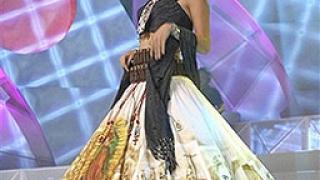 """Политически скандал предизвика роклята на """"Мис Мексико"""""""
