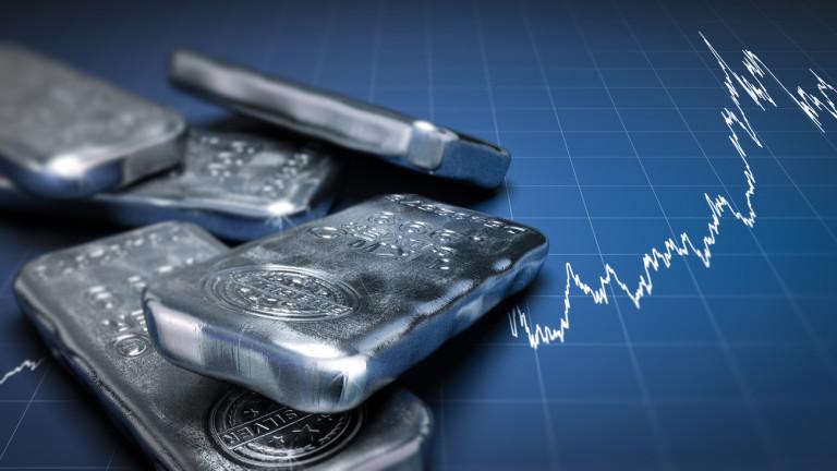 Цената на среброто не е била толкова ниска спрямо златото от 26 години. Какво означава това?