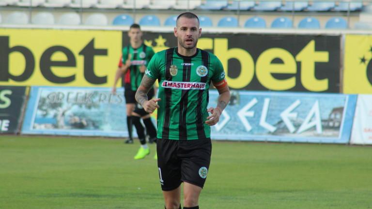 Цветан Филипов е едно от разпознаваемите имена на бургаския футбол.
