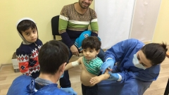 Не откриха масова зараза сред бежанците в Харманли