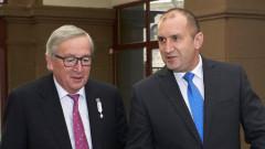 Юнкер: България е готова да пристъпи към еврозоната