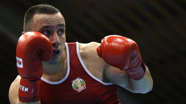 Радослав Панталеевзаписа загуба вполуфиналите на Световното първенство по бокс. Българинът
