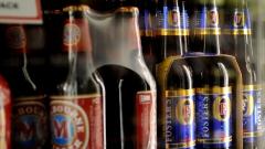 ЕК може да глоби най-голямата пивоварна компания в света с €2 милиарда