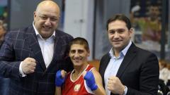 Министър Кралев подкрепи Севда Асенова и Станимира Петрова по пътя им към финалите