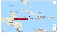 Земетресение от 7.7 по Рихтер разтърси Ямайка