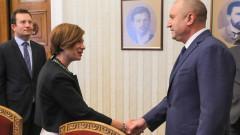Радев говори с турския посланик за засиления мигрантски натиск