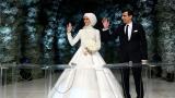 Вижте снимки от сватбата на дъщерята на Ердоган