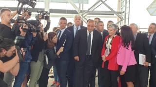 Борисов доволен, че дружбата със САЩ води до мащабни проекти в археологията
