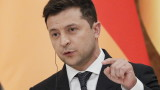"""Зеленски обяви началото на """"обратното броене до освобождението на Крим"""""""