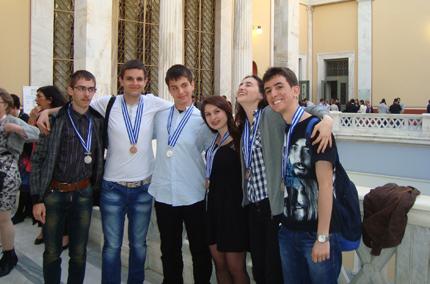 Наши ученици взеха сребърни медали на европейска научна олимпиада