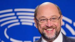 Мартин Шулц - благословия за ГСДП