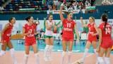 Волейболистките ни са на 1/4-финал на Евро 2019, излизат срещу световния и европейски шампион!