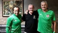 Златко Янков влиза в треньорския щаб на Бурсаспор