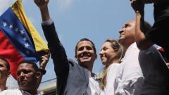 Италия спъва признаването на Гуайдо от ЕС за президент на Венецуела