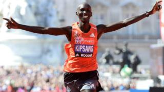 Кениец триумфира на тазгодишния Лондонски маратон