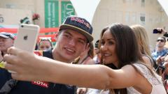 Макс Верстапен даде най-бързото време във втората тренировка преди Гран При на Белгия