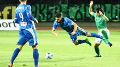Берое - Левски: 0:0