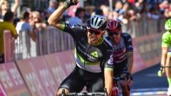 Думулен опази преднината си, Фраиле спечели етап №11 в Джирото