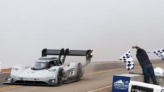Електрически Volkswagen счупи рекорда на Пайкс Пийк (ВИДЕО)