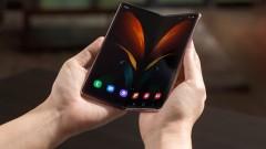 Galaxy Z Fold 2 - така трябва да изглеждат сгъваемите телефони