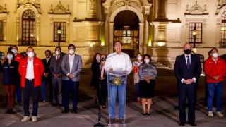Импийчмънт свали президента на Перу от власт