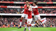 Арсенал отново вкуси победа във Висшата лига след лесен успех над Уотфорд (ВИДЕО)