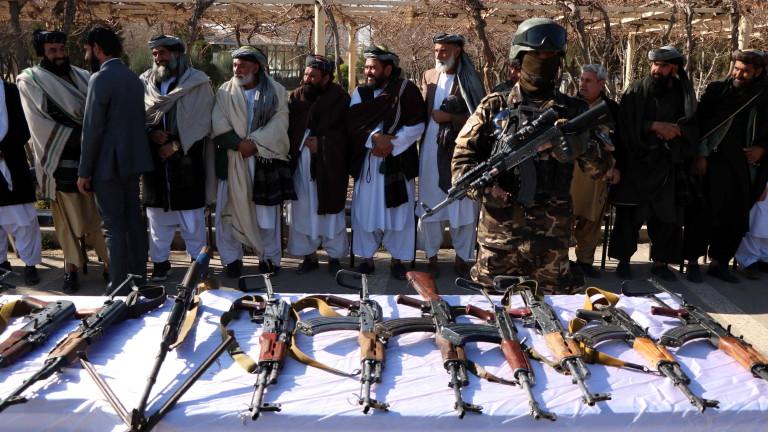 """Талибаните искат """"ислямска конституция"""" в Афганистан"""
