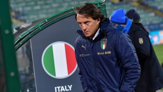 Роберто Манчини остава начело на Италия до Мондиал 2026