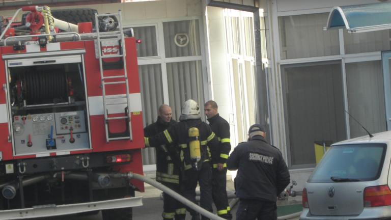 Словак подпали жилището на тъща си в Търговище