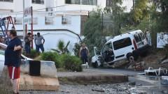 Няма пострадали българи при силния трус в Гърция и Турция