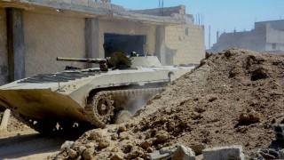 ДАЕШ убиха 36 сирийски войници при изненадваща атака в Дамаск