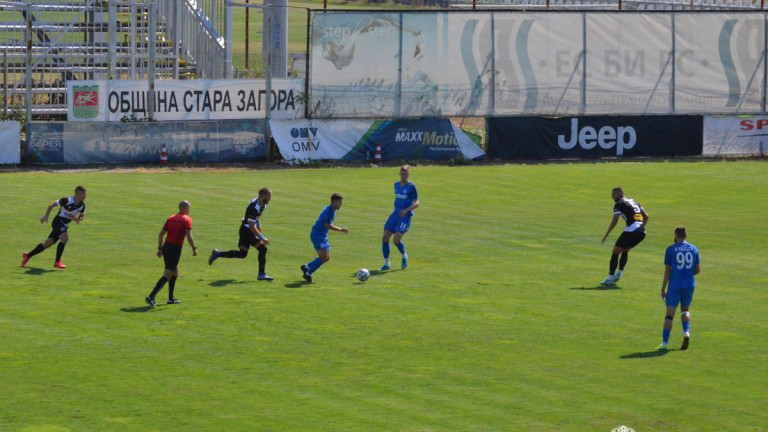 Отборът на Арда (Кърджали) победи с 3:0 Локомотив (Горна Оряховица)