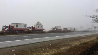 Фургоните за мигрантите-размирници пътуват към Елхово