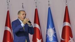 Ердоган заплаши, че влизат в Сирия, ако кюрдите се опитат да създадат държава