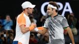 Федерер: Дано Миша Зверев вдъхнови повече тенисисти да играят сервис-мрежа