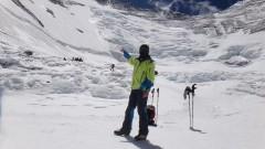 Алпинистът Атанас Скатов се върна от връх  Гашербрум 2