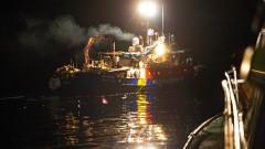Корабът с над 230 мигранти пристигна в Малта