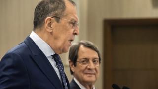 Лавров: Русия е готова да помогне за облекчаване на напрежението Турция-Гърция