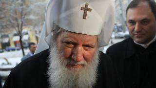 Патриарх Неофит изведен от реанимация
