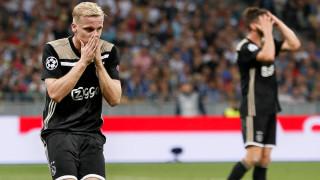 Аякс и Реал (Мадрид) не могат да се разберат за цената на Ван де Бек