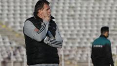 Бруно Акрапович: Най-големият отбор сме, в ЦСКА трябва да разберат какво искам