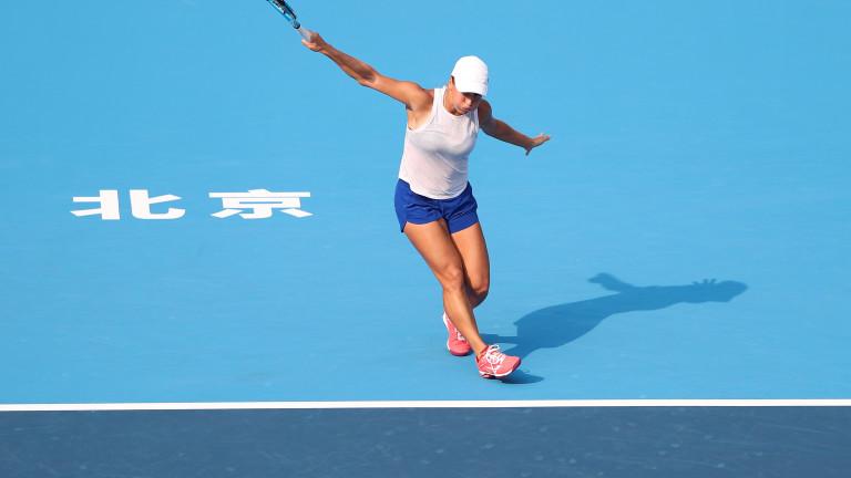 Световната №1 в дамския тенис Ашли Барти (Австралия) се класира