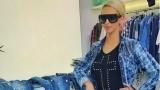 Гимнастичката Цвети Стоянова стана дизайнер (СНИМКИ)